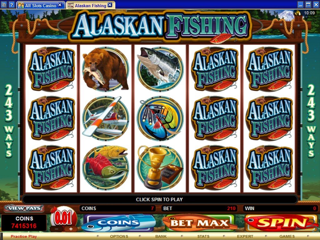 all slots casino english