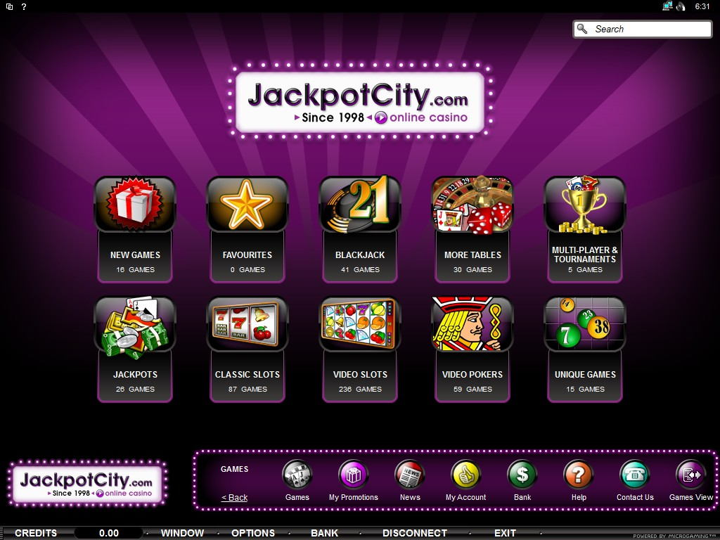 best games on jackpot city