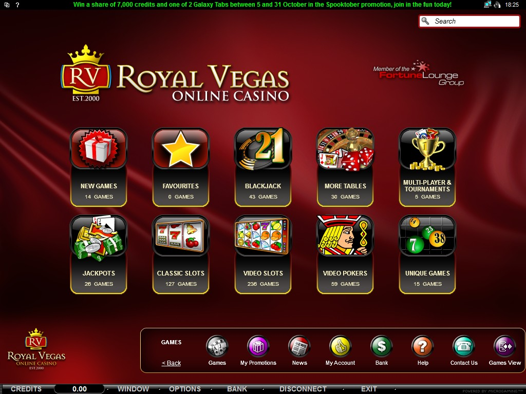 vegas royal casino