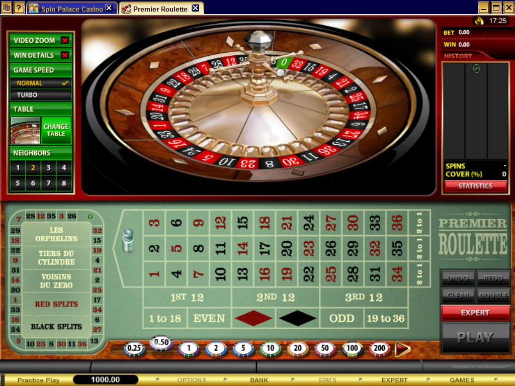 spin palace online casino spanish